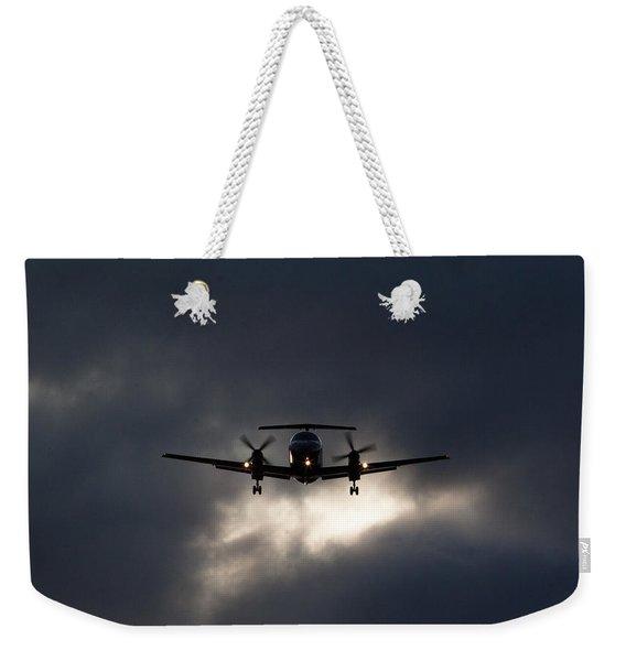 Brasilia Breakout Weekender Tote Bag