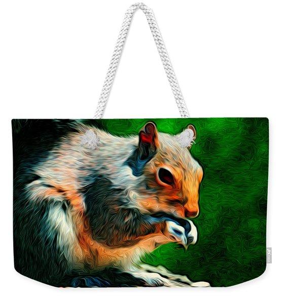 Brazen And Unrepentant Weekender Tote Bag