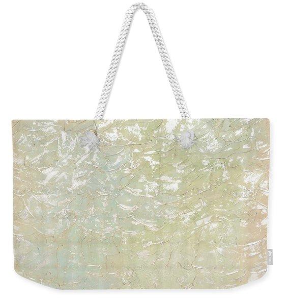 Breath Of Spring Weekender Tote Bag