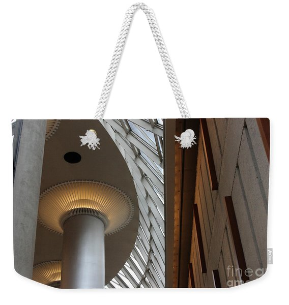 Breath Taking Beauty Architecture Weekender Tote Bag
