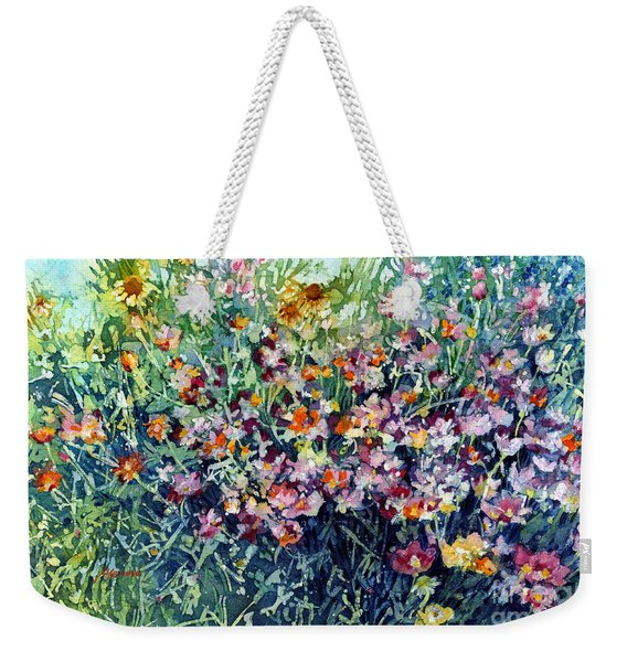 Breeze And Daydream Weekender Tote Bag