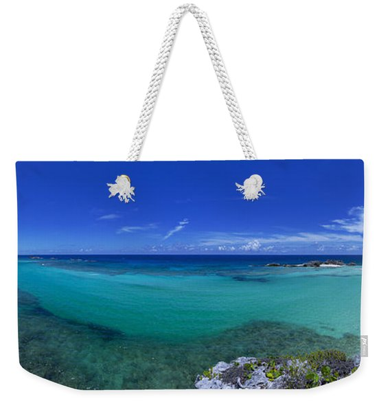 Breezy View Weekender Tote Bag