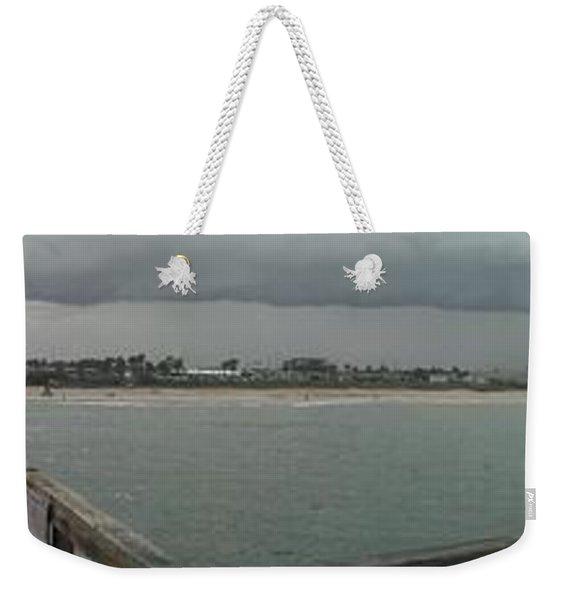 Brewing A Storm Weekender Tote Bag
