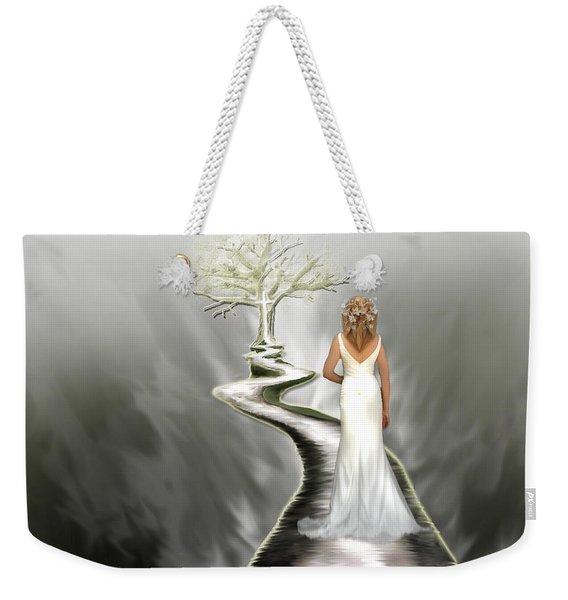 Bride Of Christ Weekender Tote Bag
