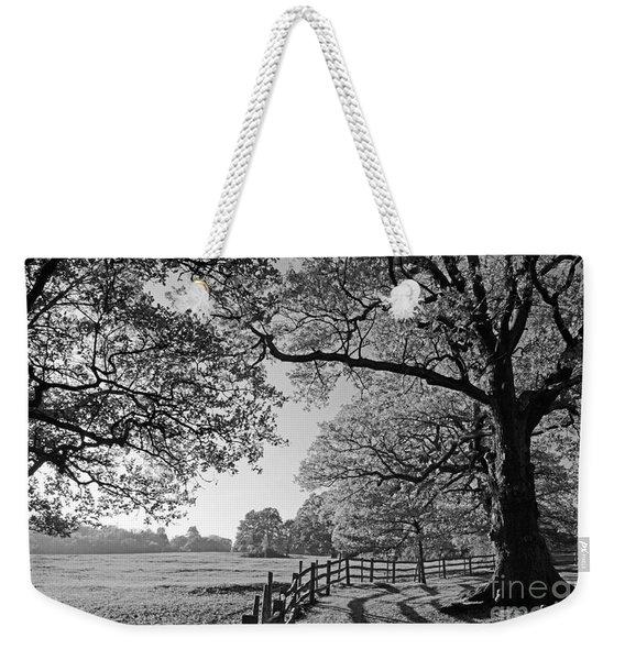 British Landscape Weekender Tote Bag