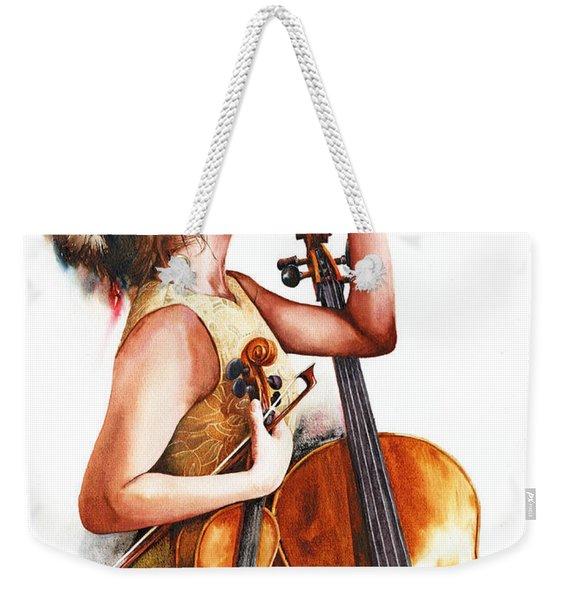 Broadside Weekender Tote Bag