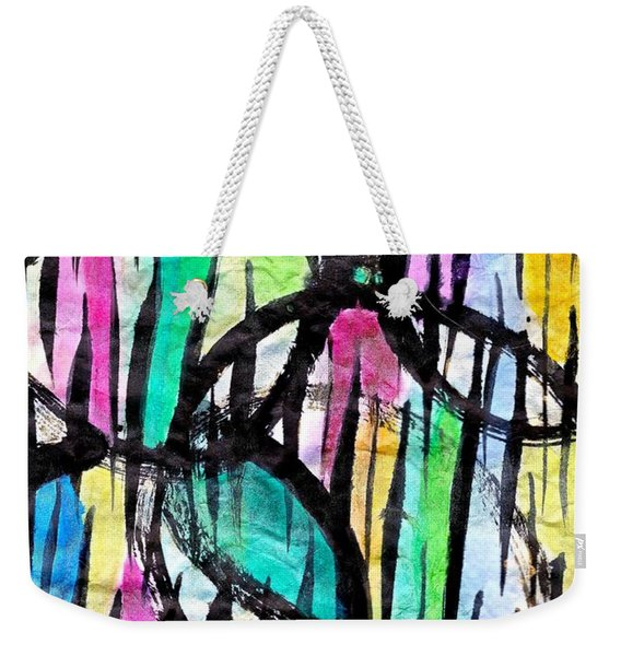 Broken Fences Weekender Tote Bag