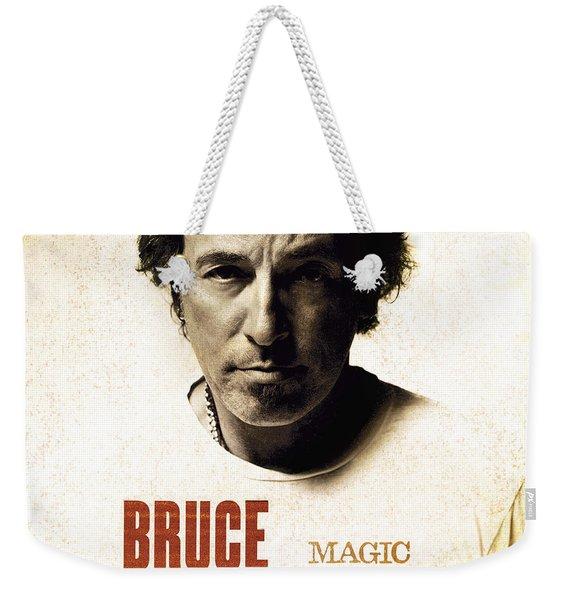 Bruce Weekender Tote Bag