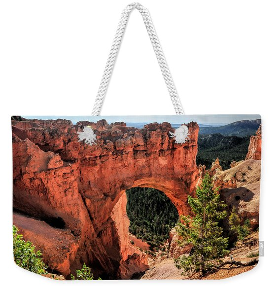 Bryce Canyon Arches Weekender Tote Bag