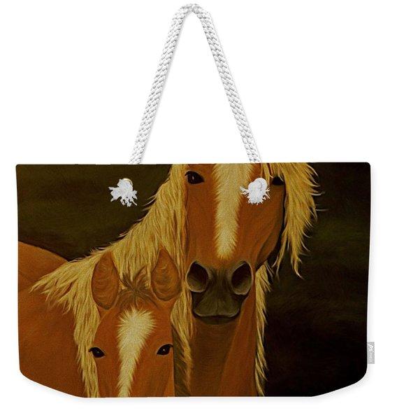 Buckskins Weekender Tote Bag
