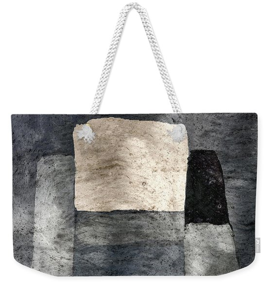Building Blocks Weekender Tote Bag