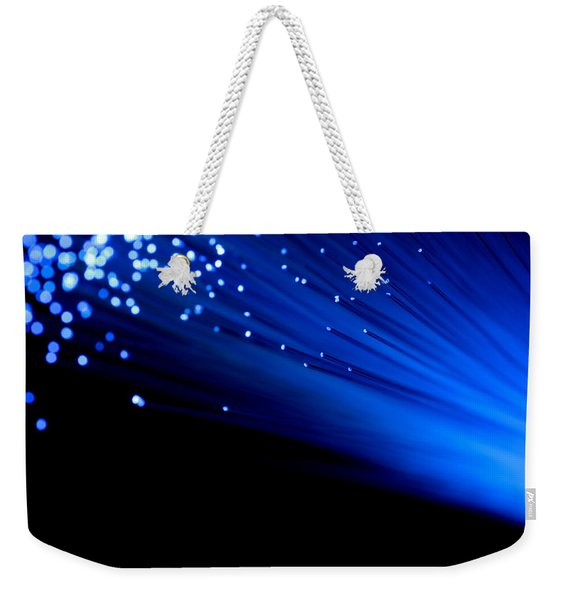 Bullet The Blue Sky Weekender Tote Bag