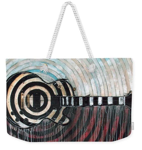 The Grail Weekender Tote Bag