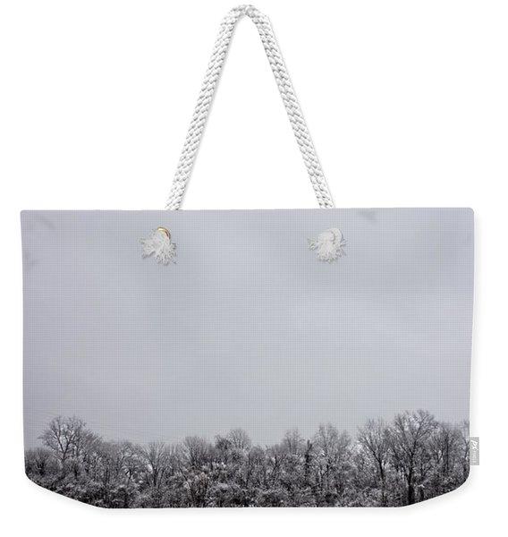 Business Park Minimalism Weekender Tote Bag