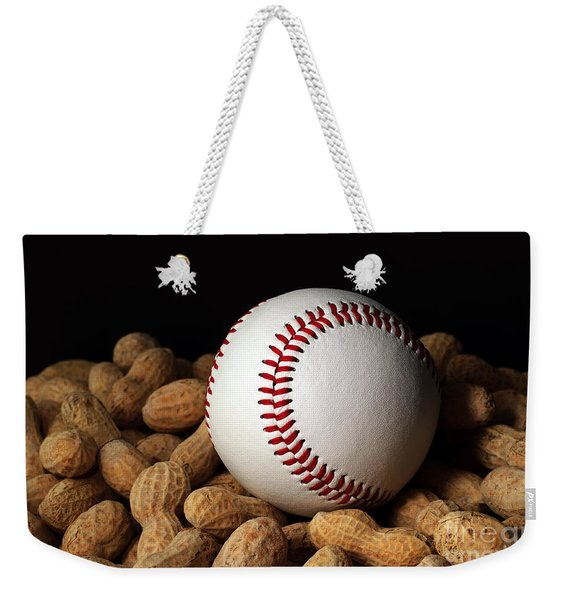 Buy Me Some Peanuts - Baseball - Nuts - Snack - Sport Weekender Tote Bag
