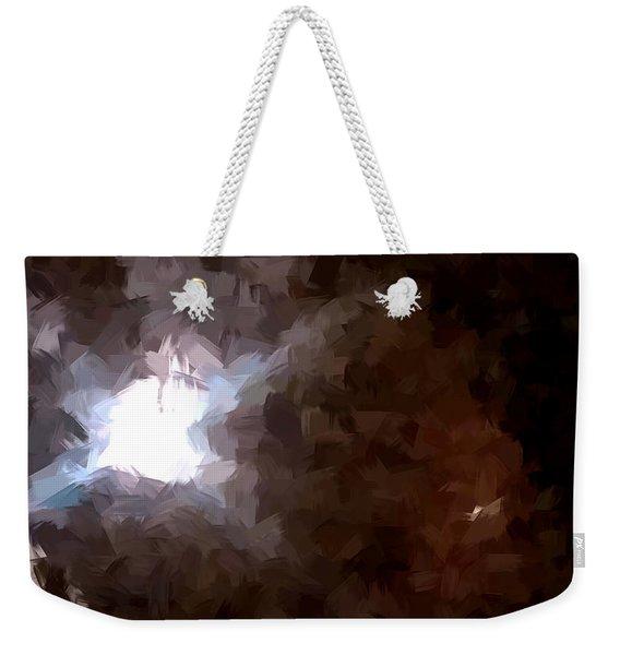 By The Moonlight Weekender Tote Bag