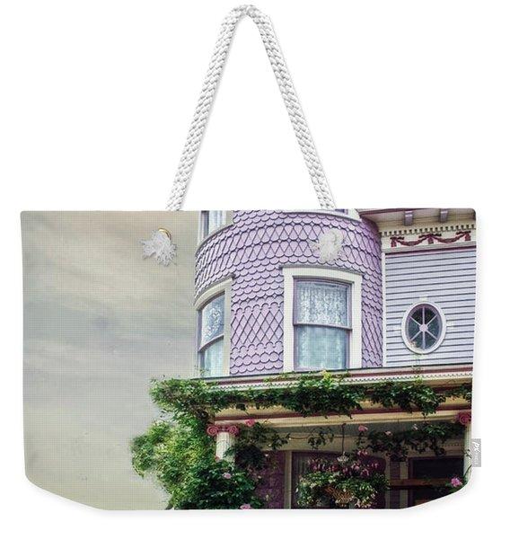 By The Seaside Weekender Tote Bag