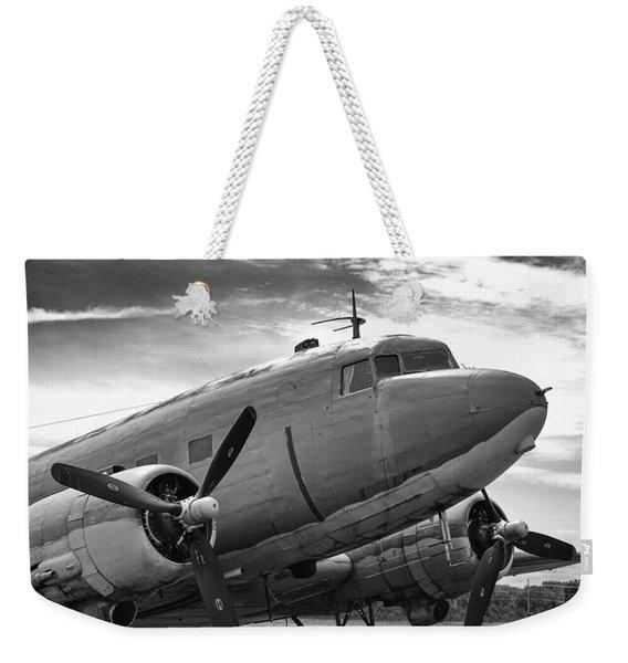 C-47 Skytrain Weekender Tote Bag