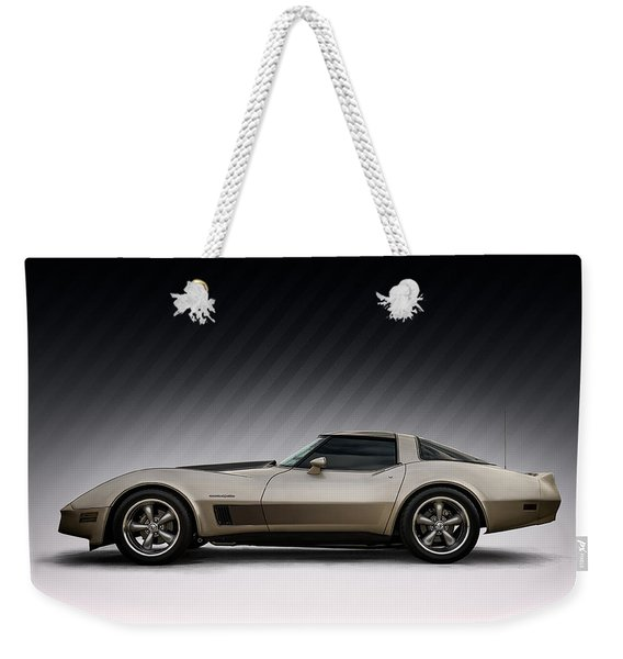 C3 Stingray Weekender Tote Bag