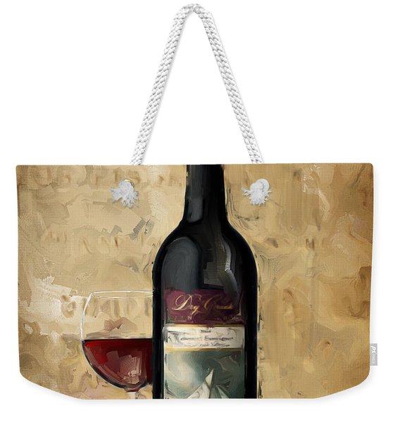 Cabernet Iv Weekender Tote Bag