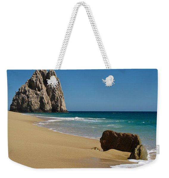Cabo San Lucas Beach 1 Weekender Tote Bag