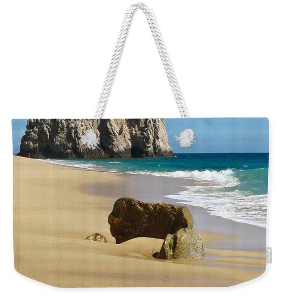 Cabo San Lucas Beach 2 Weekender Tote Bag