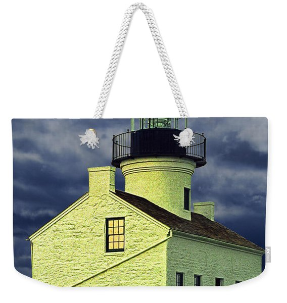 Cabrillo National Monument Lighthouse No 1 Weekender Tote Bag