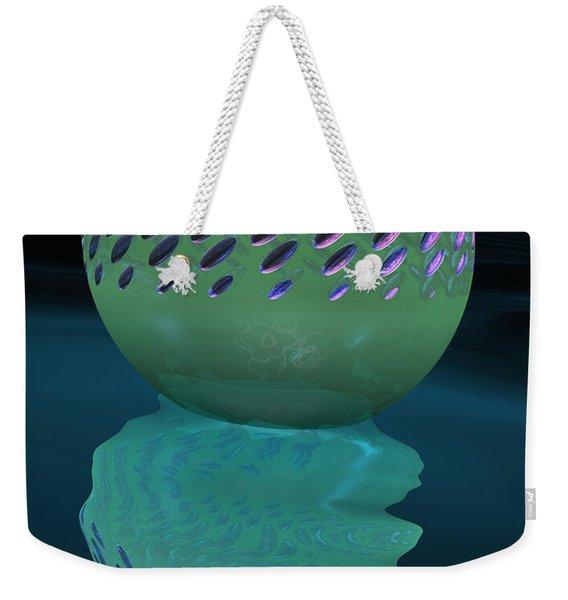 Cactus Melt  Weekender Tote Bag