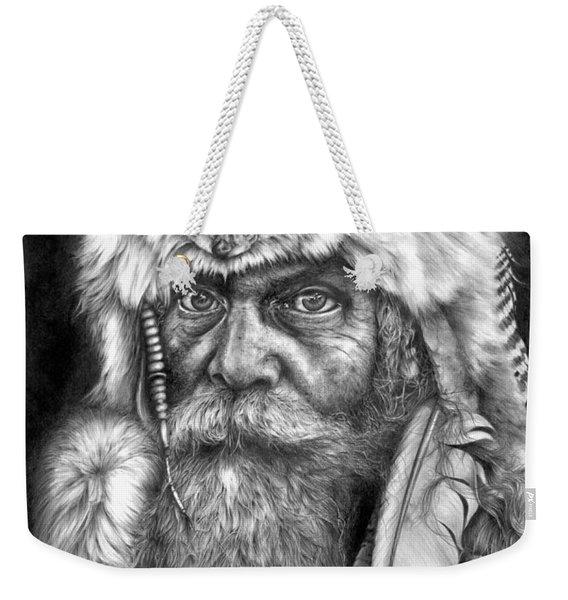 Caesar Of The Wilderness Weekender Tote Bag