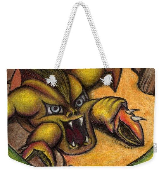 Caffiene Weekender Tote Bag
