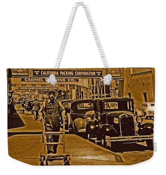 California Packing Corporation Weekender Tote Bag