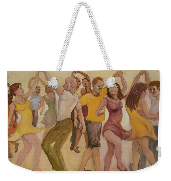 California Twirl Weekender Tote Bag