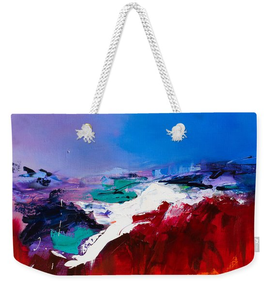 Call Of The Canyon Weekender Tote Bag