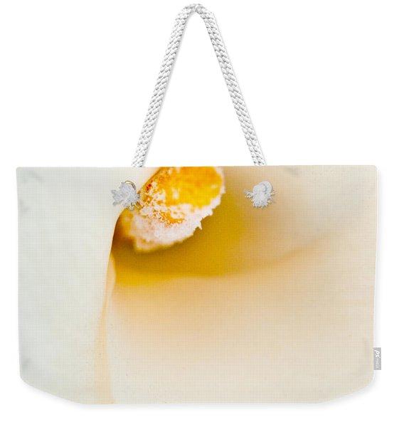 Calla Lilly Weekender Tote Bag