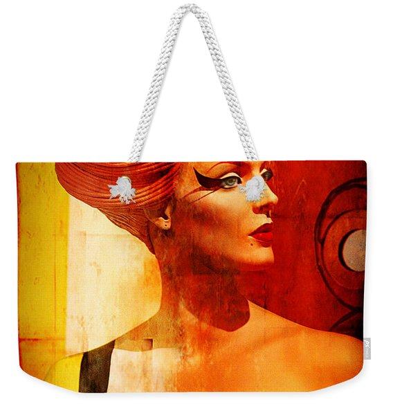 Calypso Mama Weekender Tote Bag