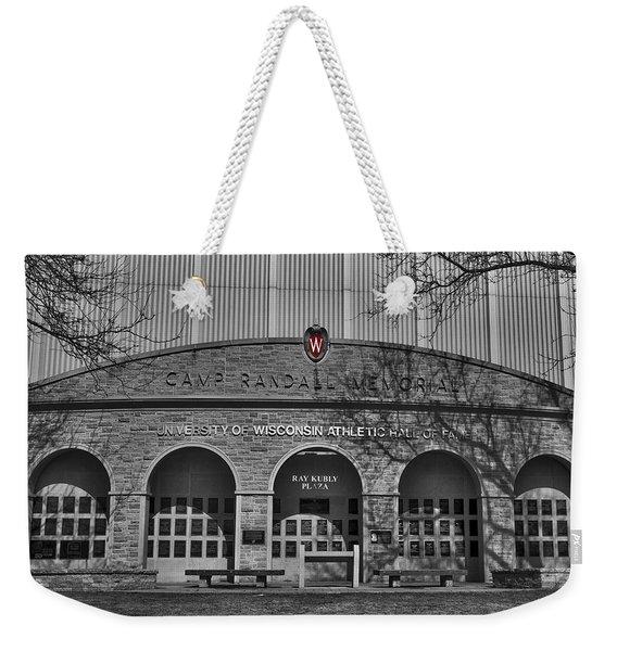 Camp Randall - Madison Weekender Tote Bag