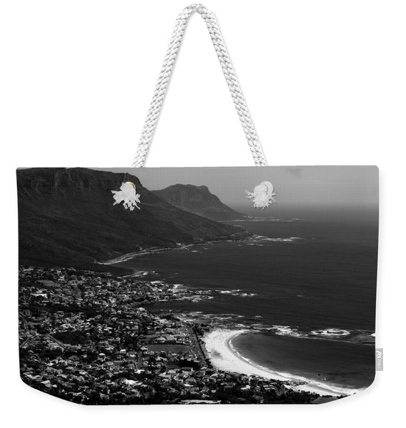 Camps Bay Cape Town Weekender Tote Bag