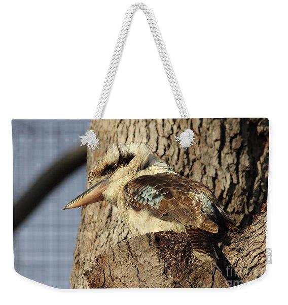 Can Anybody See Me? Weekender Tote Bag