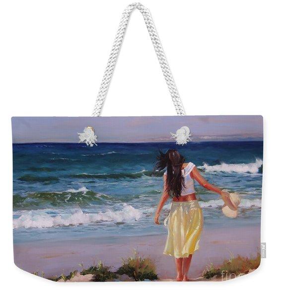 Can You Imagine Weekender Tote Bag