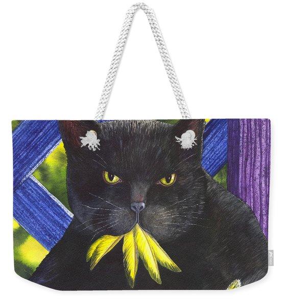 Canary? Weekender Tote Bag
