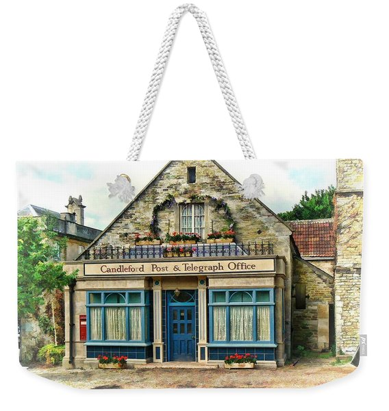 Candleford Post Office Weekender Tote Bag
