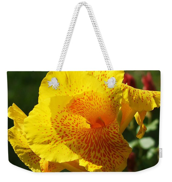 Canna Beauty Weekender Tote Bag