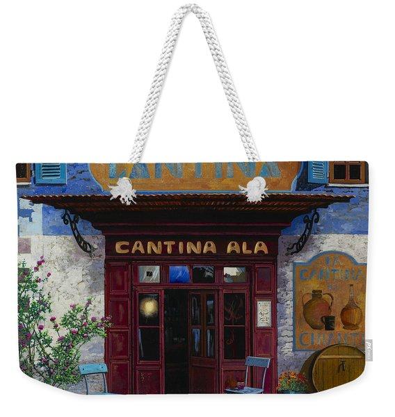 cantina Ala Weekender Tote Bag