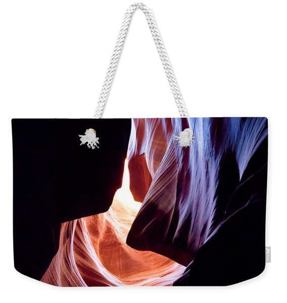 Canyon Colours Weekender Tote Bag