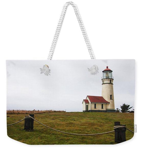 Cape Blanco Lighthouse Weekender Tote Bag