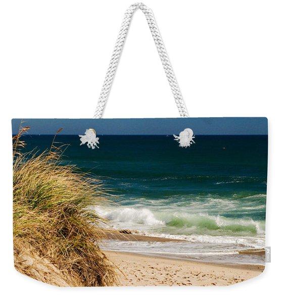 Cape Cod Massachusetts Beach Weekender Tote Bag