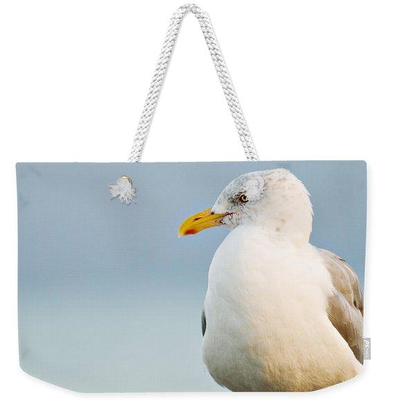 Cape Cod Seagull Weekender Tote Bag
