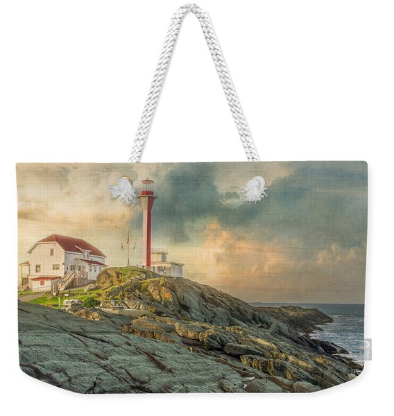 Cape Forchu  Weekender Tote Bag