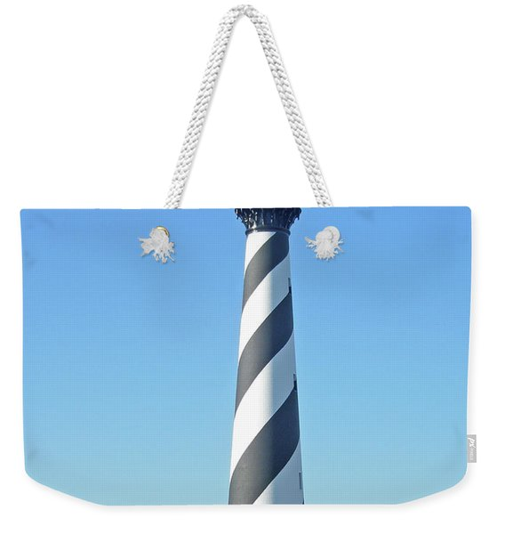Cape Hatteras Lighthouse - Outer Banks Nc Weekender Tote Bag