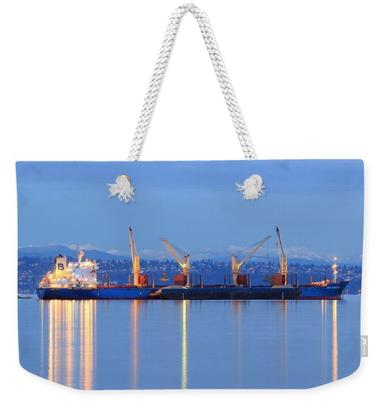 Cape Moreton Weekender Tote Bag